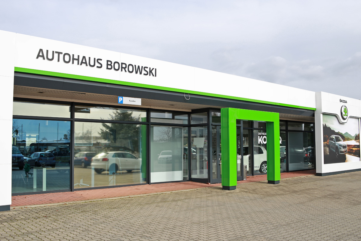 Autohaus Borowski in  Helmstedt
